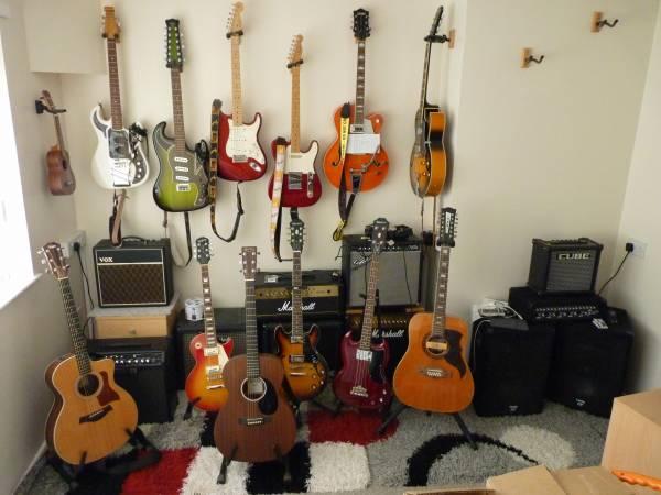 John's Journey with Guitar Weekends